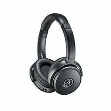 Audio Technica ATH-ANC29 QuietPoint Noise-Canceling Over-Ear Headphones