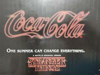 Stranger Things Coke Coca Cola 1985 Limited Collectors Pack - Fast shipping!!!