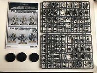 3 Space Marine Primaris Aggressors Warhammer 40,000 - New on Sprue!