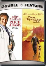 Patch Adams/What Dreams May Come Dvd - Robin Williams Double Feature - New