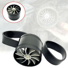 "2.5""-2.9"" Air Intake Turbonator Single Fan Gas Fuel Saver Turbine Super Charger"