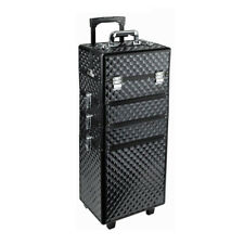 Mobile 4 in 1 Technician Makeup Beauty Cosmetics Hairdressing Case Box Trolley