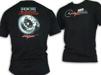 T-Shirt Car Racing Engine HKS Turbo Kit Turbine GT GTR Driving Performance