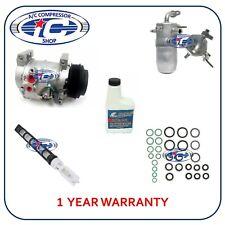 A/C Compressor Kit Fit Chevrolet Silverado 1500 GMC Sierra 1500 4.3 L 77348