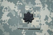 US Army LT Colonel Rank LTC/O-5 ACU Pattern Military Patch Authentic Velcro®