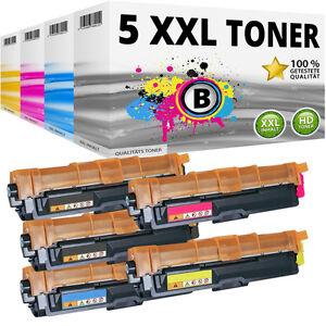 5x TONER kompatibel BROTHER DCP-9022CDW HL3142CW HL3152CDW HL3172CDW MFC-9142CDN