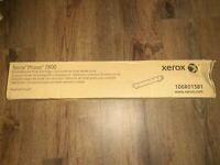 NEW Genuine Xerox 106R01581 Black Metered Toner Cartridge Phaser 7800 SEALED NEW