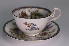 Aynsley China Garden Gate Cup Saucer