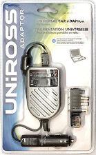 Alimentatore Universale da Auto per Notebook Uniross U0151429 15-24V/3500mA/70W