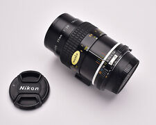 Nikon Micro-NIKKOR f/2.8 55mm Macro Lens with CRC Ai-S F Mount (#4791)