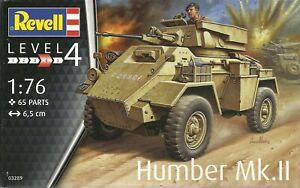 Revell 1/76 Humber Mk II Armoured Car (RV3289)