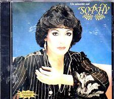"""SOPHY - """" UNA AMANTE ASI""""- CD"""