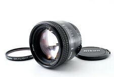 [EXCELLENT++++] Nikon AF Nikkor 85mm f/1.8 Portrait Prime Lens from Japan