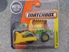 Matchbox 2016 #056/125 montículo mover Verde MBX Construcción Funda F