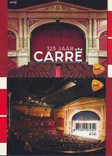 Países Bajos - 2012 Prestige marcas cuaderno MH nº 42 recomendados. theater carre MH 87 **
