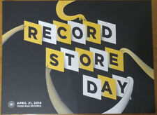 Third Man Records - Record Store Day 2018 Poster RSD