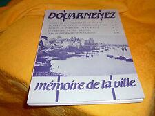 Mémoire De La Ville N° 5 Douarnenez Bretagne Marine Finistère