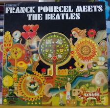 FRANCK POURCEL MEETS THE BEATLES FRENCH LP PATHE MARCONI 1970