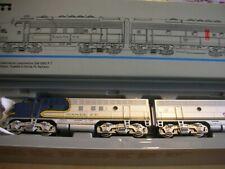 Märklin 3662, Santa-Fe, silber-blau, GM EMD F7, digital, NEU, OVP