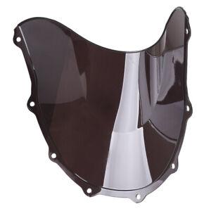 Motorcycle Front Windshield Windscreen Protection For Kawasaki Ninja ZX7R 96-03