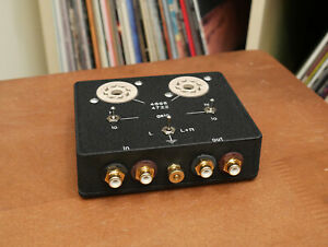 Moving Coil Phono Step Up Transformer box for Altec/Peerless 4722 or 4665 MC SUT