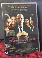 Ladies Room Intimi Segreti DVD Nuovo Sigillato John Malkovich Greta Scacchi