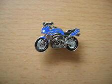Pin Anstecker Yamaha FZS 600 / FZS600 Fazer blau blue Motorrad 0805 Badge Spilla