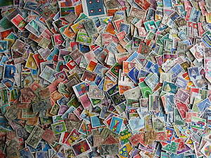 SWITZERLAND collection of 1120 different U (mixed cond) $20-$50+ CV stamps here!