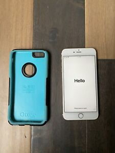 Apple iPhone 6s Plus 64GB Rose Gold (Unlocked) / WORKS PERFECT! WITH OTTER BOX!
