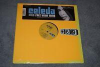 "Celeda~Free Your Mind 12"" Single~2002 Electronic House~SEALED/NEW~FAST SHIPPING!"