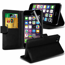 Apple iPhone 7/7s Leather Flip Wallet Magnetic Case Cover