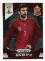 2014 Panini Prizm World Cup #171 GERARD PIQUE Spain SOCCER CARD
