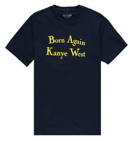 Chinatown Market YEEZY KANYE WEST BORN AGAIN Navy Size S M L XL NEW WITH TAGS