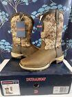 Durango Youth Lil Rebel Desert Camo Western Boots Boys Youth Size 5.5M DBT0208Y