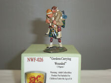 CONTE NWF026 NORTH WEST FRONTIER GORDON HIGHLANDER CARRYING WOUNDED SOLDIER SET