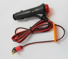YAESU FT817 Power Lead + Switched/Fused 12 V Plug and Marqueur & RA Plug (LD166)
