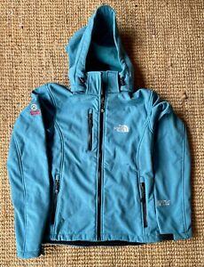North Face Summit Series Gortex Women's Jacket Size M Blue
