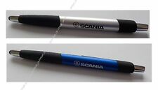 Genuine Scania Ball Pen Rubber for Touch Screen Smartphone iPhone iPad Gift New