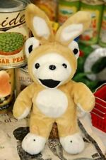 Stuffed Animal GRATEFUL DEAD BeAN BEAR 7 Inch Rabbit HONEY BUNNY Japan Tracking