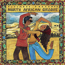 Putumayo Presents: North African Groove [Digipak] by Various Artists (CD, May-20