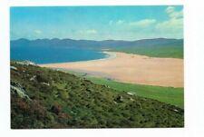 Harris :Scarasta Bay : A typical Harris sandy beach