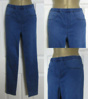 NEW White Stuff 'Jade' Jeggings Jeans Trousers Light Denim Blue Stretch 8-18