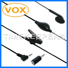 Walkie Talkie Handsfree Headset for Binatone MR200 MR250 MR600 MR620 TREK100