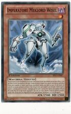 Imperatore Meklord Wisel YU-GI-OH! SP13-IT047 Ita COMMON 1 Ed.