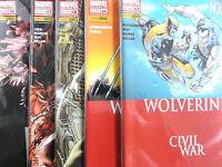 Auswahl = WOLVERINE 2.Serie  Heft 41 - 62 ( PANINI 2004-2009 )  NEUWERTIG