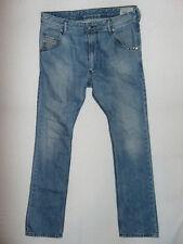 Diesel KROOLEY 0885Q Reg Slim-Carrot - W31 L32 - Mens Blue Denim Jeans