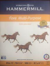 Hammermill Multi-Purpose Paper 500 Sheets--FREE SHIPPING