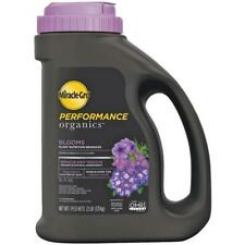 Miracle-Gro Performance Organics 2.5 Lb. 5-7-10 Plant Food for Bold Blooms 6 pk