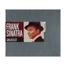 CD FRANK SINATRA - GREATEST HITS (Steel Box Collection) 886973052426