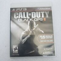 Call Of Duty: Black Ops II 2  PlayStation 3 PS3 FAST SHIPPING
